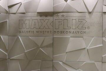 EXCELENCIA VHCT en showrooms MAX FLIZ